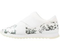 Sneaker low white/grey/black