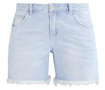 VICLEAN - Jeans Shorts - light blue denim