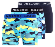 JACCAMO 3 PACK - Panties - lemon tonic
