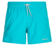 CRUNOTOS Badeshorts clear blue/opal
