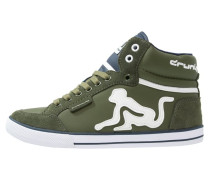 BOSTON CLASSIC Sneaker high military/navy