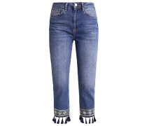 Jeans Straight Leg - middenim