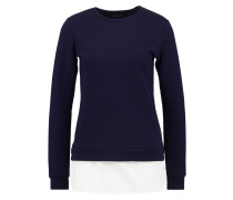 POPPER Sweatshirt navy blue