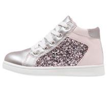 Sneaker high pink