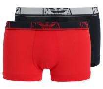 2 PACK Panties marine/red