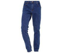 CLARK - Jeans Slim Fit - mid retro