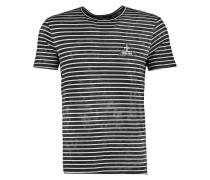 CHRISTIANO TShirt print black/white