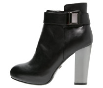ANEMONE Plateaustiefelette black