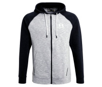 SPORTSTYLE Sweatjacke steel/black