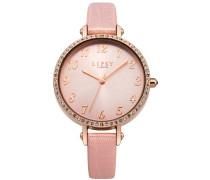 Uhr - pink