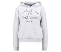 Sweatshirt light grey melange