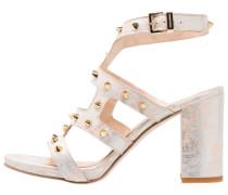 High Heel Sandaletten - osso