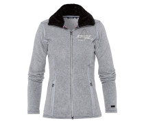 FINLAND EXPLORE Fleecejacke grey