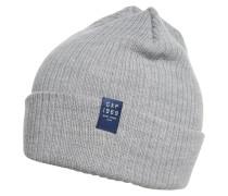 Mütze light heather grey