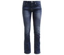 MERCY Jeans Bootcut mid blue