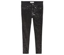 SEQUIN Jeans Skinny Fit black denim