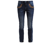 MARLEY LUXE Jeans Relaxed Fit blue denim