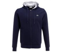 Sweatjacke navy blue/silver chine