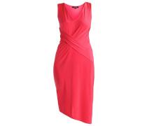 EMMA - Jerseykleid - hot pink