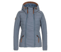 Winterjacke - bluegrey
