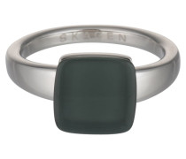SEA GLASS Ring silvercoloured