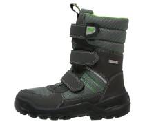 KARL - Snowboot / Winterstiefel - black/grey