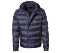 Winterjacke dunkelblau