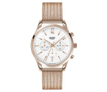 RICHMOND Chronograph rose goldcoloured