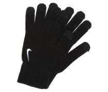 Fingerhandschuh black/white