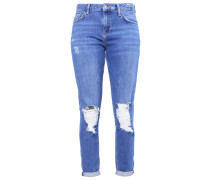 LUCAS - Jeans Relaxed Fit - middenim