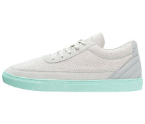 CHUTORO Sneaker low cool grey/mint/white