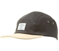 BATON Cap washed black