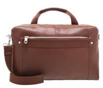 Notebooktasche brown