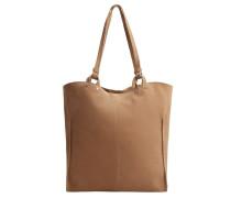 SARA Handtasche beige