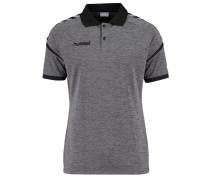 CHARGE - Poloshirt - grey/black