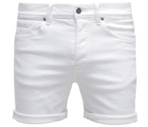 MAC Jeans Shorts white