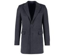 Wollmantel / klassischer Mantel graphite melange