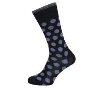 TYLER Socken navi/twilight purple