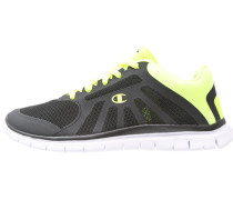 ALPHA Laufschuh Neutral black/lime