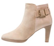 Ankle Boot vaniglia/canapa