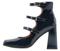 High Heel Pumps dark navy