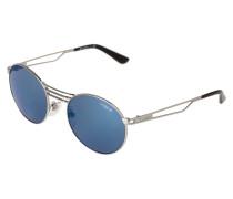 Sonnenbrille silvercoloured/blue mirror