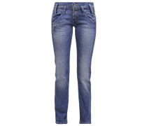 AMELIE Jeans Straight Leg niagara