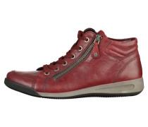 Sneaker high rubin