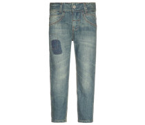 MAX Jeans Slim Fit stone wash