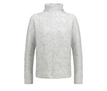 NORTON Strickpullover white melange