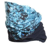 POLAR GLITTER Schlauchschal blue