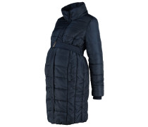 MLQUILTY Wintermantel navy blazer