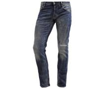 Jeans Slim Fit indaco denim