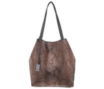 MILA Shopping Bag stone